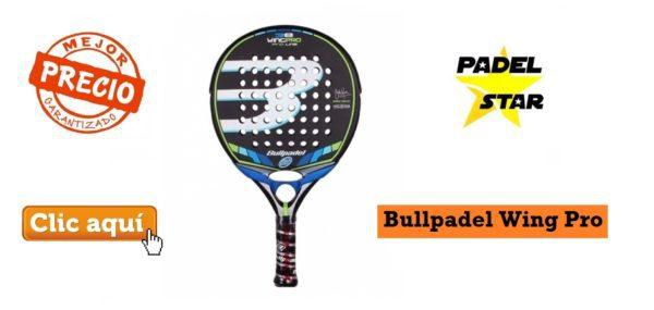 OFERTA Pala Bullpadel Wing Pro