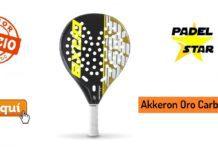 OFERTA Akkeron Oro Carbon X8