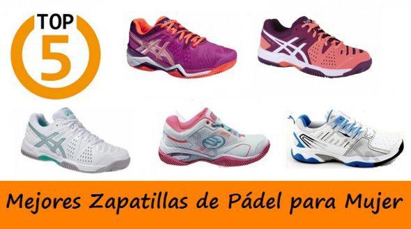 6c18e741 Las 5 ZAPATILLAS Más Vendidas ¡en Versión MUJER! | PadelStar