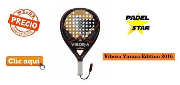 OFERTA Pala Vibora Yarara Edition 2016