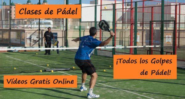 Videos de Clases de Padel Online