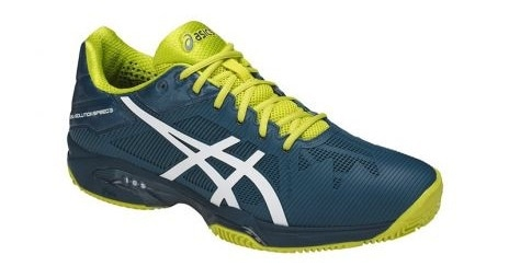 diamante Sesión plenaria preocupación  Zapatillas ASICS GEL SOLUTION SPEED 3 ¡vuela dentro de la pista! | PadelStar