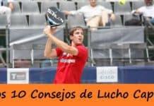 Consejos de Pádel de Lucho Capra