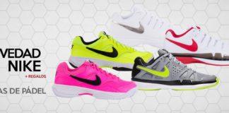 Nuevas Zapatillas de Padel NIKE