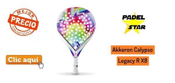Pala Potencia Akkeron Calypso Legacy R X8