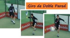 El GIRO para Devolver una Bola de DOBLE PARED