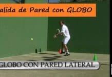 Golpe de Salida de Pared con Globo