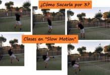 Remate Sacándola por 3 Metros Slow Motion