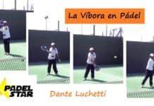 Vídeo de la VÍBORA en Pádel