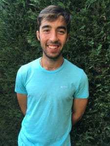 Alvaro Martinez Gil, Monitor de Pádel en Madrid