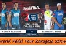 Partidos En Directo World Padel Tour Zaragoza