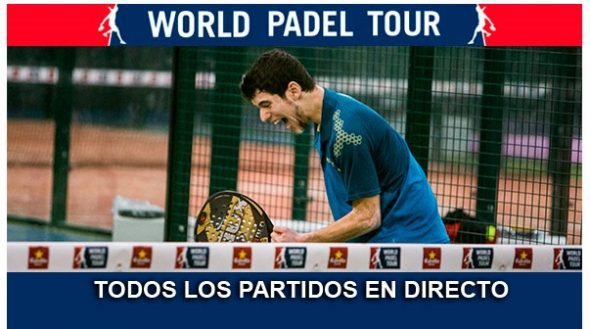 World Pádel Tour En Directo Streaming Padelstar