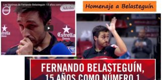 Fernando Belasteguín 15 años como número 1