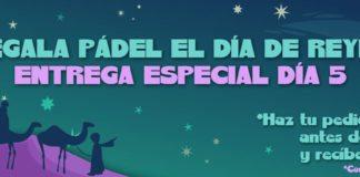 Ofertas y Entrega Especial para el Día de Reyes