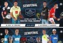 Semifinales Master Padel Madrid 2016