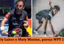 Willy Lahoz y Maty Marina 2017