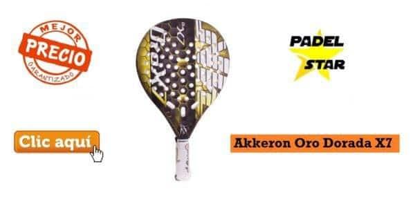 Akkeron Oro Dorada X7