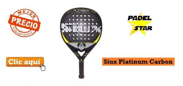 Siux Platinum Carbon
