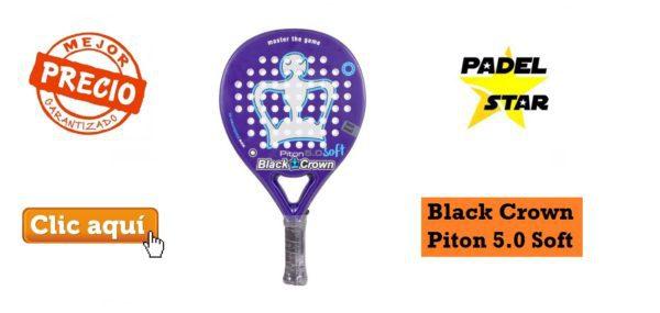 PALA Black Crown Piton 5.0 Soft
