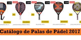 Palas de Pádel 2017