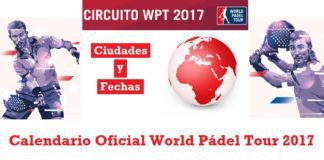 Calendario World Padel Tour
