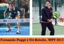 Fernando Poggi y Uri Botello - Pareja WPT 2017