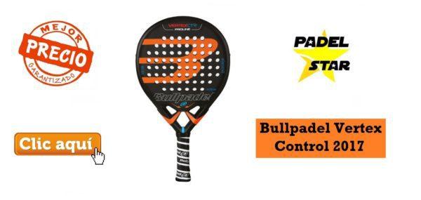 PALA Bullpadel Vertex Control 2017