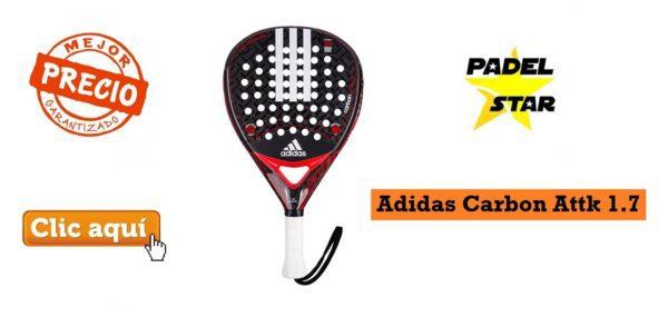 Pala Adidas Carbon Attk 1.7
