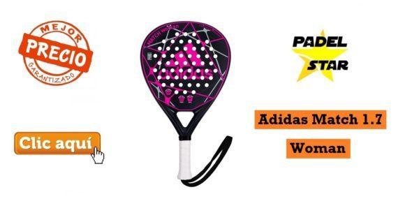 Pala Adidas Match 1.7 Mujer
