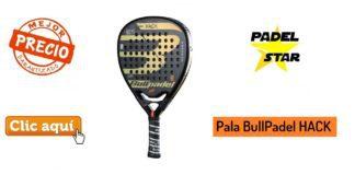 Comprar Pala Bull Padel HACK