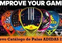PALAS de Pádel ADIDAS 2017