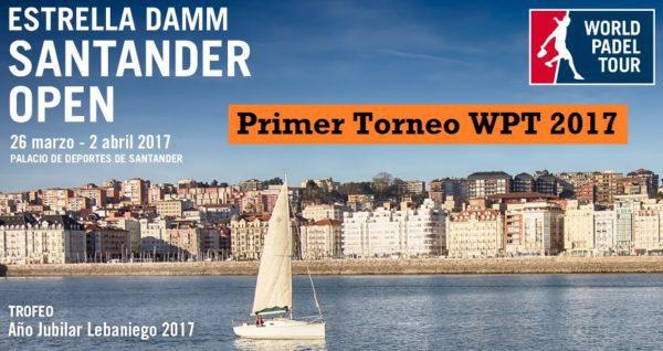Santander Primer Torneo World Padel Tour 2017