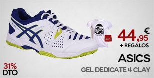 Zapatillas Padel ASICS-GEL-DEDICATE-4
