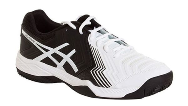 Asics Gel Game 6 Clay Negro Blanco