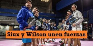 Siux y Wilson World Padel Tour 2017