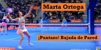 Marta Ortega Bajada de Pared