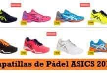 Zapatillas de Pádel ASICS 2017