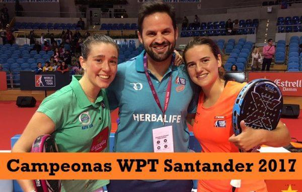 Campeonas World Padel Tour Santander 2017