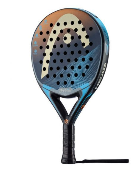 Pala HEAD GRAPHENE TOUCH ZEPHYR ULTRA LIGHT