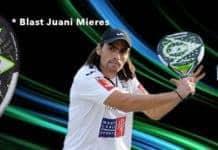 Oferta Pala DUNLOP Blast Juani Mieres