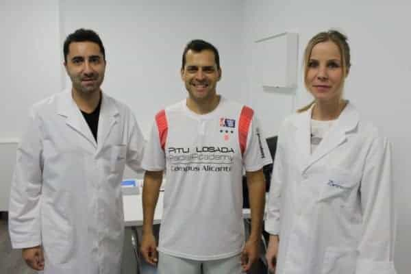 Pitu Losada tratará su artrosis de cadera con Orthokine