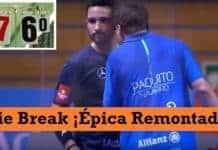 Como Remontar un Tie Break
