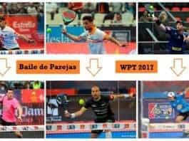 3 Nuevas Parejas World Padel Tour 2017