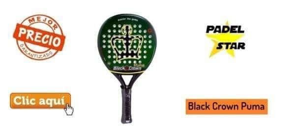 Comprar Pala Black Crown Puma
