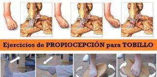 Ejercicios de Propiocepción para Tobillo