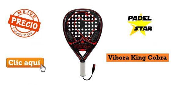 Mejor Pala POTENCIA Vibora King Cobra