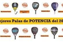 Mejores PALAS de Pádel de POTENCIA 2017
