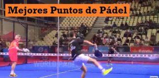 Mejores Puntos World Padel Tour A Coruña Open