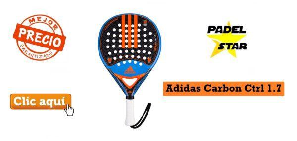 Pala CONTROL Adidas Carbon Ctrl 1.7