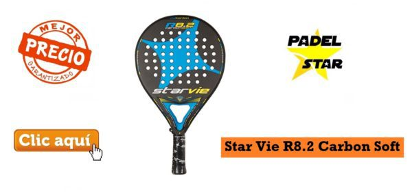 Pala CONTROL Star Vie R8.2 Carbon Soft